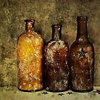 Deco Bottles by Barbara Ingersoll