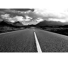 The Highroad Photographic Print