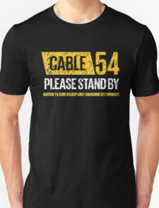 Cable 54  T-Shirt