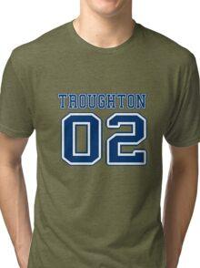 Team TARDIS: 02 Tri-blend T-Shirt