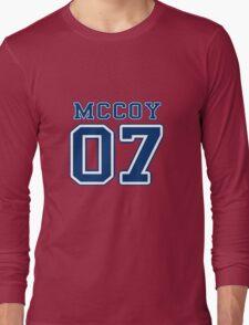 Team TARDIS: 07 Long Sleeve T-Shirt