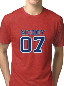 Team TARDIS: 07 Tri-blend T-Shirt