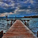 The Dock by Monica M. Winkler