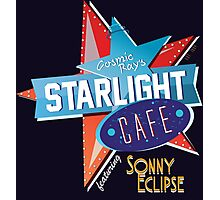 Cosmic Ray's // Sonny Eclipse Photographic Print