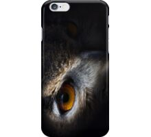 Owl fade iPhone Case/Skin