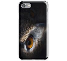 Owl fade iPhone Case/Skin