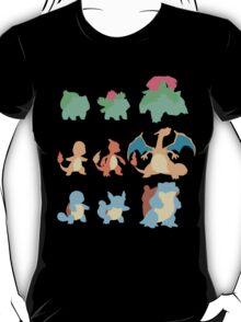 Evolution of Pokemon T-Shirt