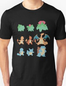 Evolution of Pokemon T-Shirt