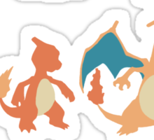 Evolution of Pokemon Sticker
