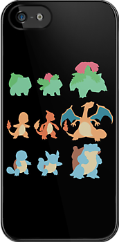 Evolution of Pokemon by Jobboman