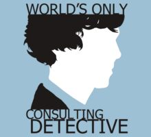World's Only Consulting Detective by drawingdream