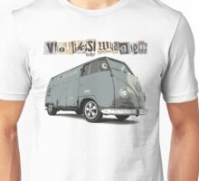 Volkswagen Paper Cuttings Unisex T-Shirt