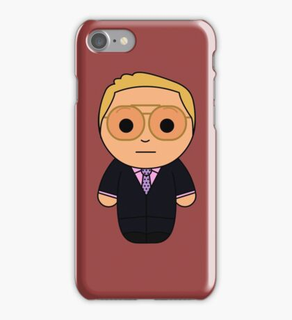 Administrator Dryden (Timespace) - Black Box Films: BOXIES iPhone Case/Skin