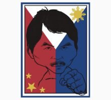 MANNY PACQUIAO: IRON FIST TEE Kids Clothes