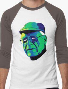 Grandfather Face Men's Baseball ¾ T-Shirt
