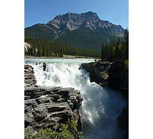 Athabasca Falls Photographic Print