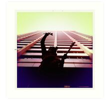 hipstermatic images Art Print