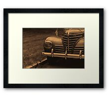 Cars 10 Framed Print