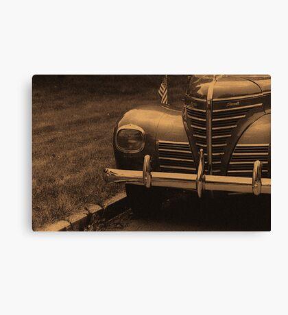 Cars 10 Canvas Print