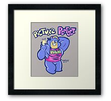 Picture PERFECT! Framed Print