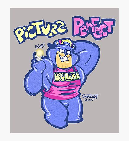 Picture PERFECT! Photographic Print