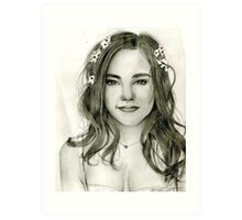 Haley Ramm Art Print