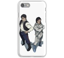 Star Wars excitement in the DCU iPhone Case/Skin
