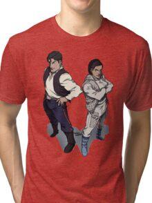 Star Wars excitement in the DCU Tri-blend T-Shirt