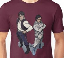 Star Wars excitement in the DCU Unisex T-Shirt