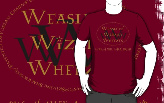 Weasleys' Wizard Wheezes by Bluesly