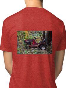 Stationary Ride  Tri-blend T-Shirt