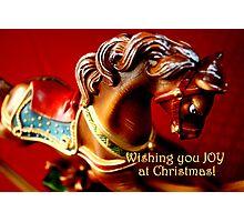 Christmas Joy Photographic Print