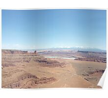 Dead Horse Point Poster
