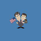 Stewart v Colbert by copywriter