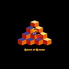Q*bert & Q*ernie iPhone by copywriter