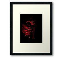 El Diablo Framed Print