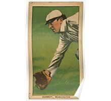 Benjamin K Edwards Collection Wid Conroy Washington Nationals baseball card portrait 002 Poster