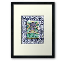 Fly Guy Framed Print