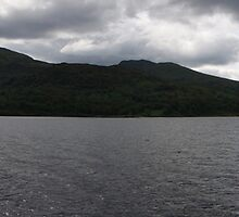 Loch Katrine Panorama by GCooles