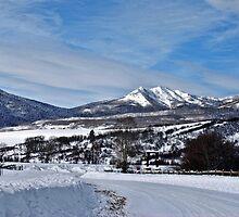 Colorado High Plains by barnsis