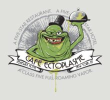 Café Ectoplasme by Andy Hunt