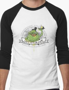 Café Ectoplasme Men's Baseball ¾ T-Shirt
