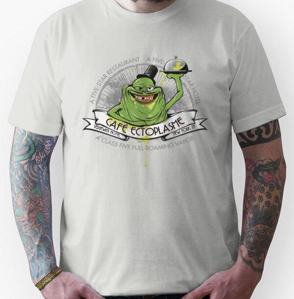 Cafe? Ectoplasme Unisex T-Shirt