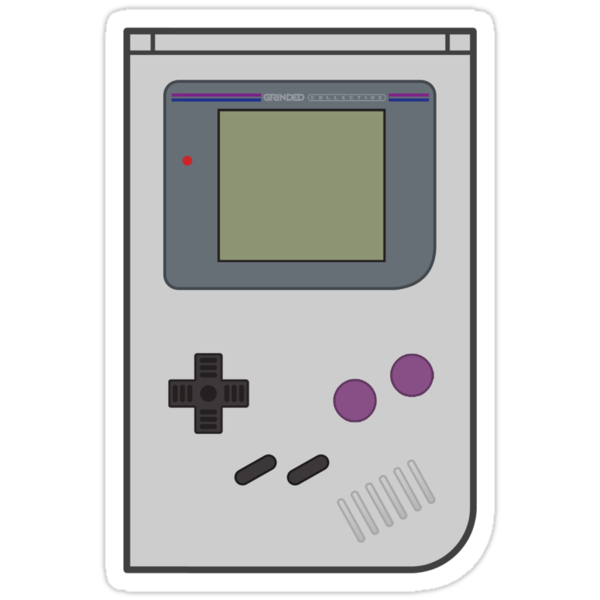 Gameboy ! Clothing/iCase/Stickers  by Venum Spotah
