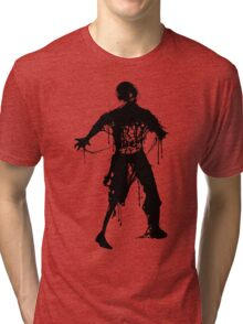 Decaying Zombie Tri-blend T-Shirt