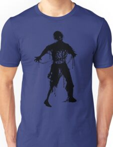 Decaying Zombie Unisex T-Shirt