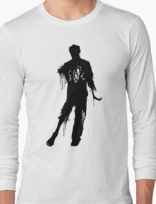 Decaying Zombie 2 Long Sleeve T-Shirt