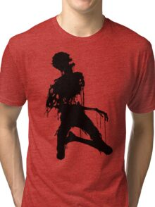 Decaying Zombie 4 Tri-blend T-Shirt