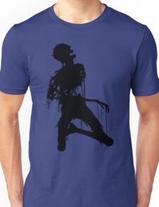 Decaying Zombie 4 Unisex T-Shirt
