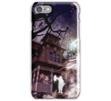 The Haunting of Blackthorne Manor iPhone Case/Skin